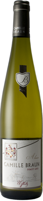 Pinot Gris 2018 - Domaine Camille Braun