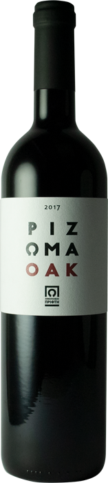 Rizoma Oak Red 2018 - Priftis Winery