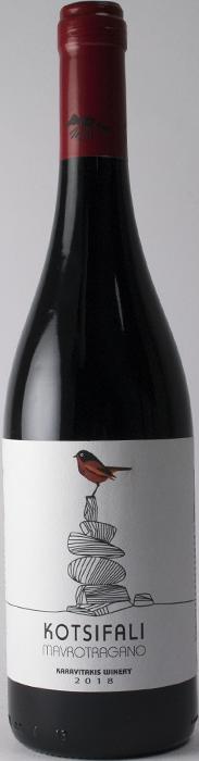5 + 1 Kotsifali-Mavrotragano 2018 - Karavitakis Winery