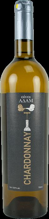 5 + 1 Chardonnay 2019 - Οίνοι Αδάμ