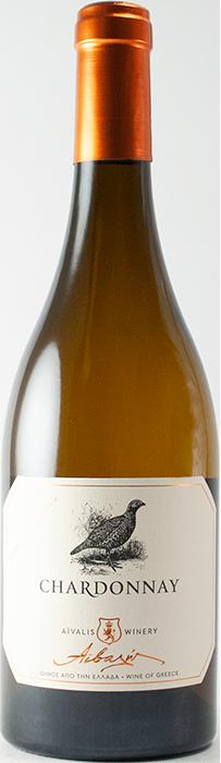 Chardonnay 2019 - Οινοποιία Αϊβαλή