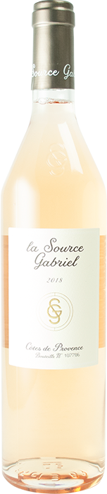 La Source Gabriel Rose 2019 - Chateau La Tour de l'Eveque