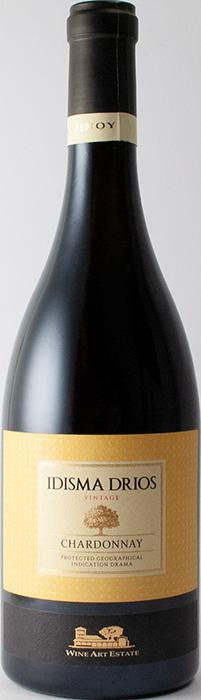 Idisma Drios Chardonnay 2018 - Wine Art Estate