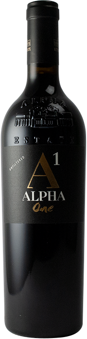Alpha One 2014 - Alpha Estate