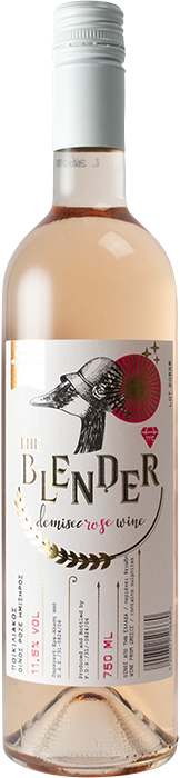 5 + 1 The Blender Rose 2019 - Akriotou Microwinery