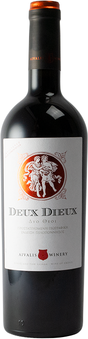 Deux Dieux 2017 - Aivalis Winery
