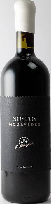 Nostos Mourvedre 2014 - Manousakis Winery