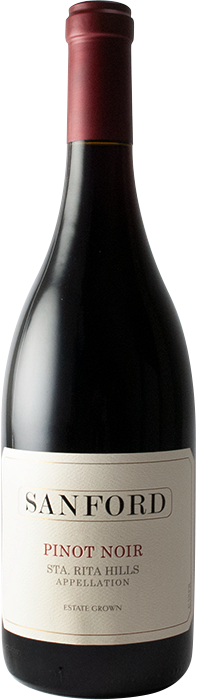 Sta. Rita Hills Pinot Noir 2017 - Sanford Winery