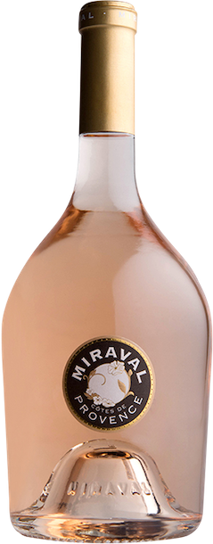 5 + 1 Miraval Rose 2020 - Chateau Miraval