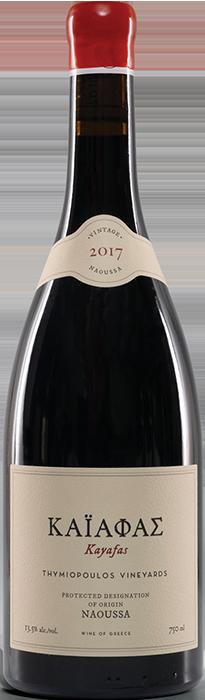 Kayafas 2017 - Thymiopoulos Vineyards
