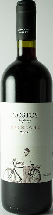 Nostos Grenache 2017 - Οινοποιία Μανουσάκη
