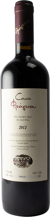 Cava 2012 - Κτήμα Φράγκου