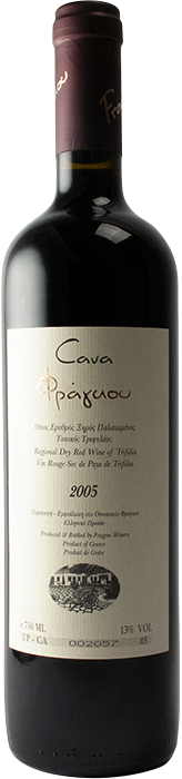 Cava 2005 - Κτήμα Φράγκου