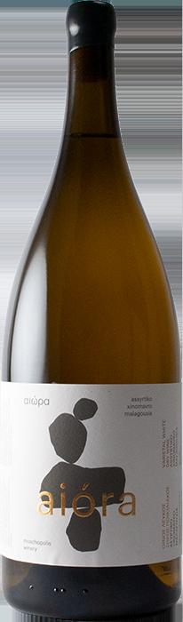 Aiora White 2019 Magnum - Moschopolis Winery