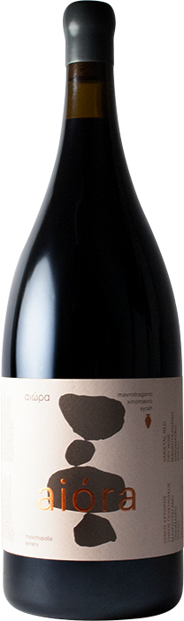 Aiora Red 2019 Magnum- Moschopolis Winery