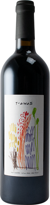 Blend 2014 - T-Oinos Winery