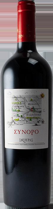 Synoro 2015 - Domaine Skouras