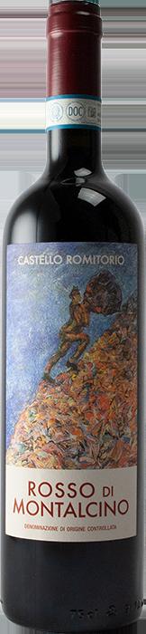 Rosso di Montalcino DOC 2018 - Castello Romitorio