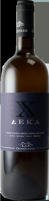 Deka White 2014 - Oenogenesis Winery