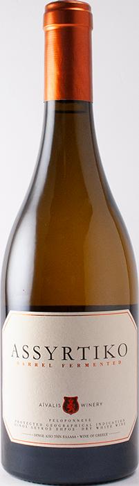 Assyrtiko 2019 - Aivalis Winery