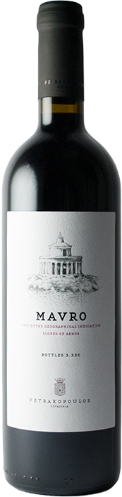 Mavro 2019 - Petrakopoulos Winery