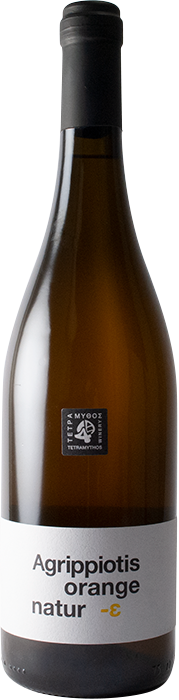 Agrippiotis Orange 2020 - Tetramythos Winery