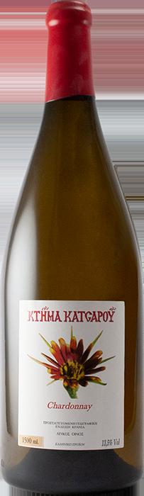 Chardonnay 2019 Magnum - Κτήμα Κατσαρού