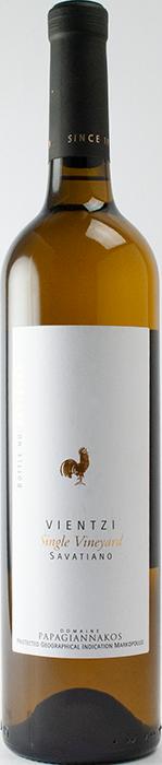 Σαββατιανό Vientzi Single Vineyard 2017 - Οινοποιείο Παπαγιαννάκος