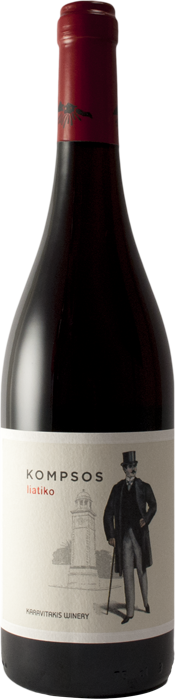 Kompsos Liatiko 2020 - Karavitakis Winery