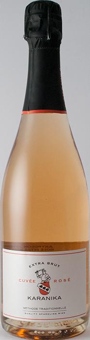 5 + 1 Ροζέ Extra Brut 2019 - Κτήμα Καρανίκα