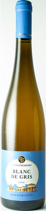 5 + 1 Blanc de Gris 2020 - Κτήμα Τσέλεπου