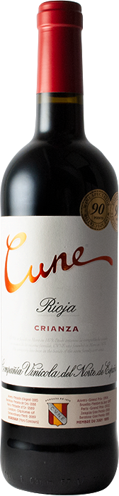 5 + 1 Rioja Crianza 2017 - Cune (CVNE)