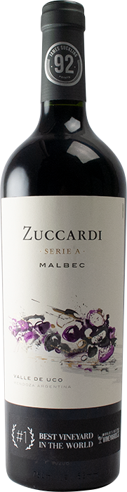 Malbec Serie A 2019 - Bodega Zuccardi