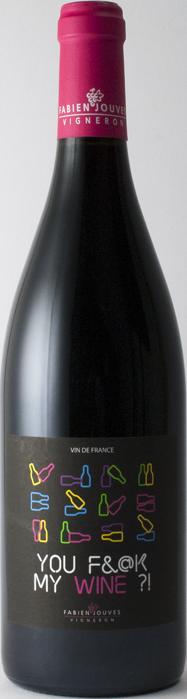 You F&@k My Wine ?! 2020 - Fabien Jouves