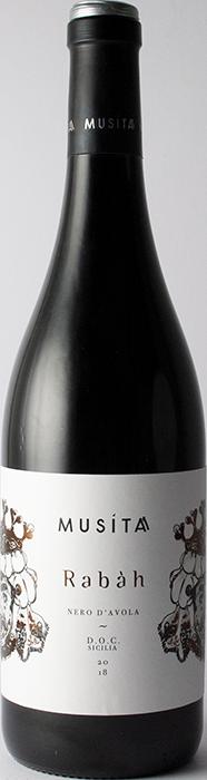 Rabah Nero d'Avola 2020 - Musita Winery