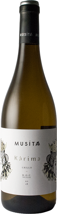 Karima Grillo 2020 - Musita Winery
