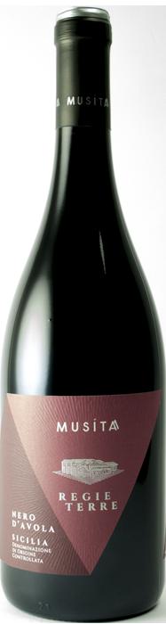 Regieterre Nero D'Avola 2019 - Musita Winery
