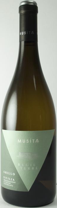 5 + 1 Regieterre Grillo 2020 - Musita Winery