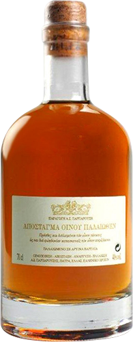 Wine Distillate Aged 700ml - Parparoussis Winery