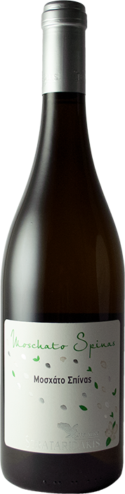 Moschato Spinas 2020 - Strataridakis Winery