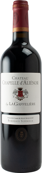 Chateau Chapelle d'Alienor 2015 - La Gaffeliere