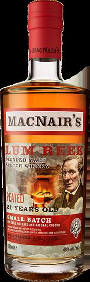 Macnair's 21 Years Old Whiskey
