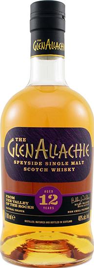 Glenallachie 12 Υears Οld Single Malt Whiskey