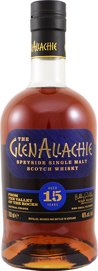 Glenallachie 15 Υears Οld Single Malt Whiskey
