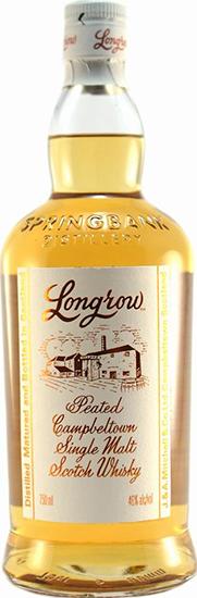 Longrow Peated Whiskey