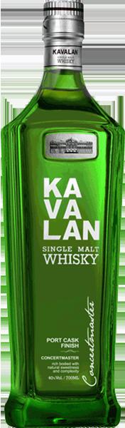 Kavalan Concertmaster Port Cask Finish Whiskey