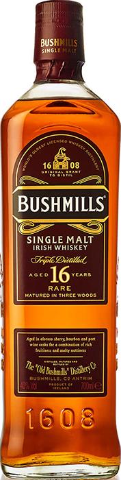 Bushmills 16 Υears Οld Whiskey