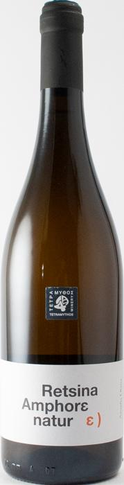 Retsina Nature 2020 - Tetramythos Winery