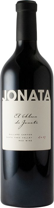 El Alma de Jonata 2015 - Jonata