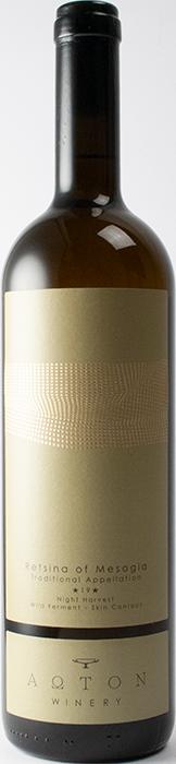 5 + 1 Retsina 2019 - Aoton Winery